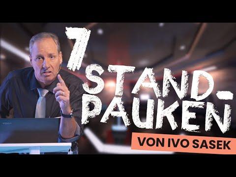 SIEBEN STANDPAUKEN – von AZK-Gründer Ivo Sasek UNZENSIERT