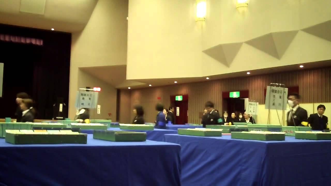 ④大阪市長選挙2014/北區/集/開票所 立會人壇上 - YouTube