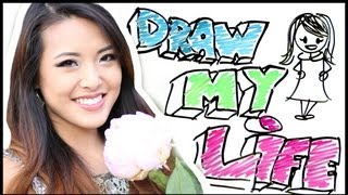 DRAW MY LIFE | Jen (From Head To Toe)