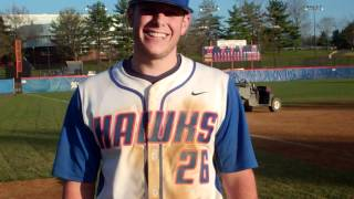 New Paltz Baseball vs. Mt. St. Mary (4/3/12)