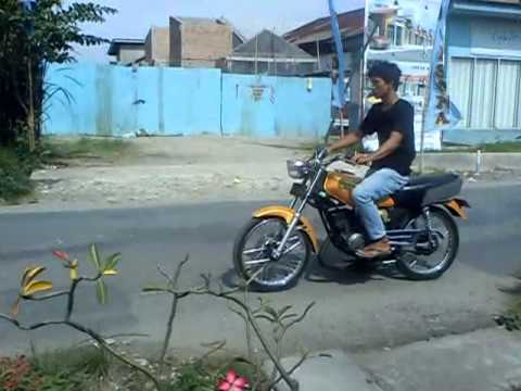 Top modifikasi motor king medan