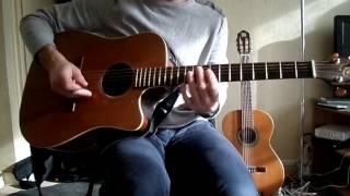 Chritophe Mae - La parisienne - comment jouer tuto guitare YouTube En Français