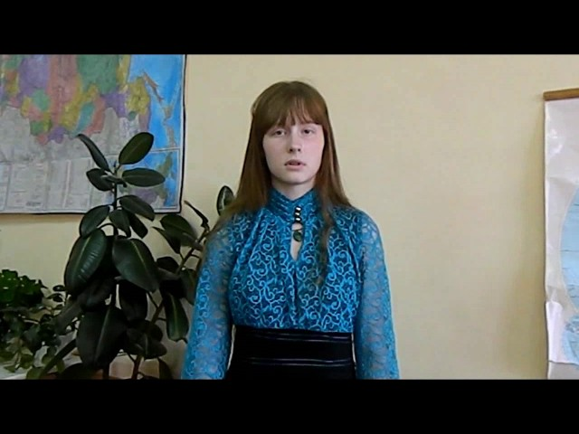 Изображение предпросмотра прочтения – ПцареваТатьяна читает произведение «Зинка» Ю.В.Друниной