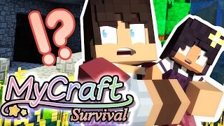 Babies First Mine! | MyCraft Family Minecraft Survival | Part 4