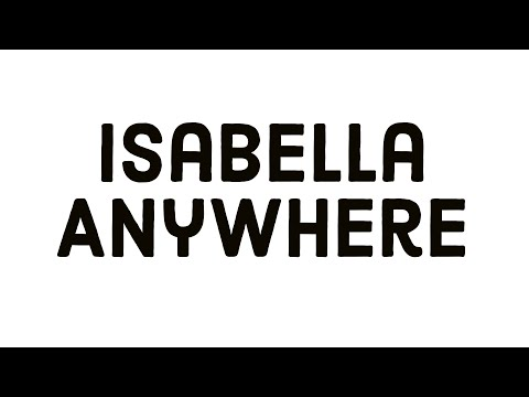 Isabella Anywhere #60 (Wed 5.27.20)