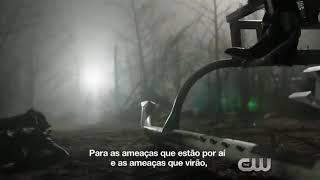 Arrow 6° Temporada - Trailer Legendado