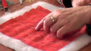 Лоскутное шитье для начинающих. Стежка художественная