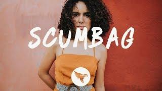 Goody Grace - Scumbag (Lyrics) ft. Blink-182