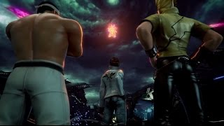 THE KING OF FIGHTERS XIV: Story and Demo Trailer | PS4