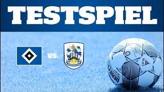 RELIVE: Testspiel Hamburger SV vs. Huddersfield Town