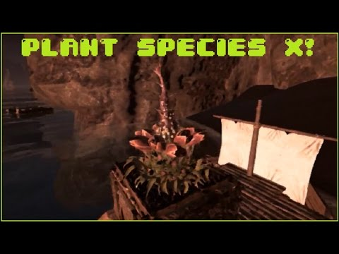 ARK // How to grow PLANT X TURRETS in ARK: Survival Evolved