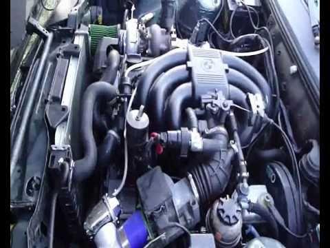 Bmw 325i E30 Turbo Montage Youtube
