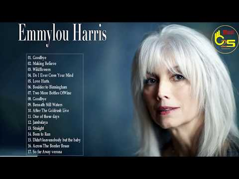 Emmylou Harris Greatest Hits Collection - Best Emmylou Harris Songs Album
