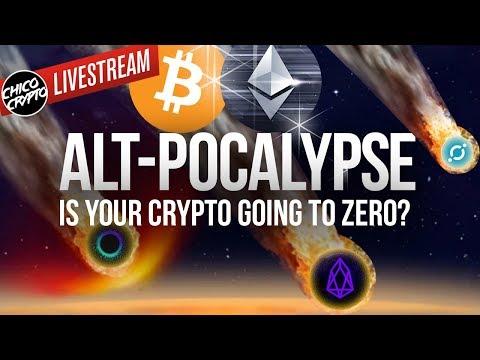 99% of ALL Altcoins Will Go To ZERO! Are You Prepared For Altpocalypse?