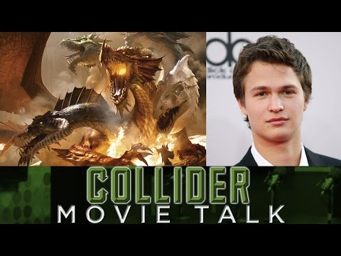 Collider Movie Talk - Dungeons & Dragons Movie Casts Ansel Elgort, Minecraft Movie Gets Release Date