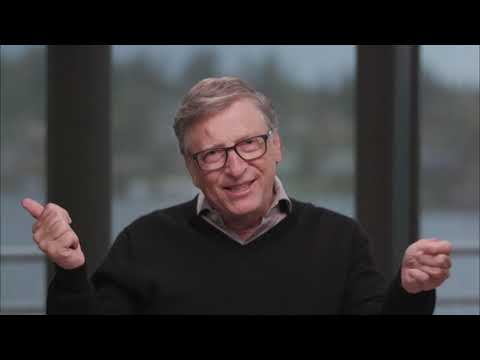 Bill Gates & Dean Lloyd Minor In A Fireside Chat | StanfordMed LIVE – 21 October 2020