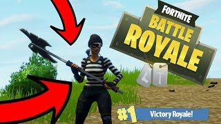 *NEW* Epic Rapscallion Skin Gameplay - Fortnite Battle Royale