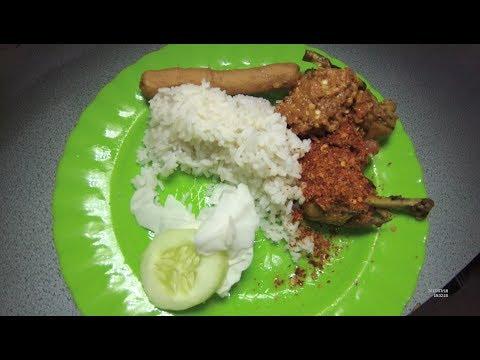 Jakarta Street Food 1708 Part.2  D'Trump Super Hot Chilly Sambal Kacang Mede Pedes Nyelekit