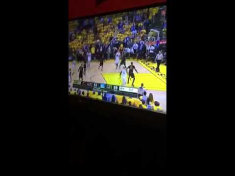 Reaction to Cavs winning NBA championship!