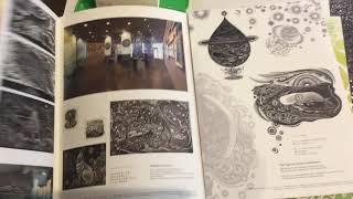 大久保草子 ニューアートシーン 2018-10-17取材   ipad 図録 thumbnail