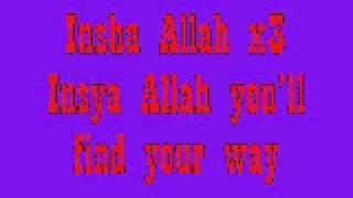Insya Allah(lyrics) -maher Zein (by Diah)