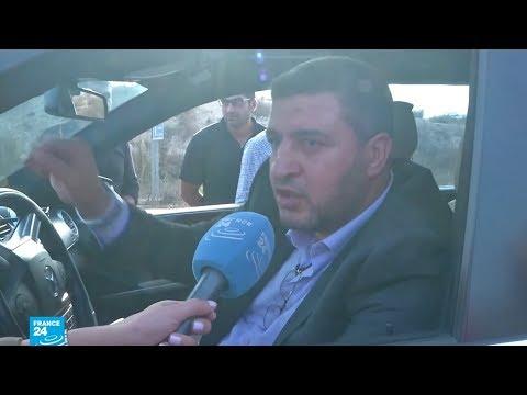ما قاله سائق أول سيارة تجتاز معبر جابر نصيب بين الأردن وسوريا بعد إعادة فتحه  - نشر قبل 2 ساعة