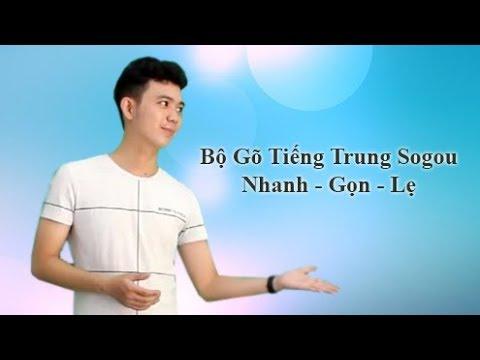 Cài Đặt Bộ Gõ Tiếng Trung Sogou Trên Máy Tính – Hồ Văn Tân
