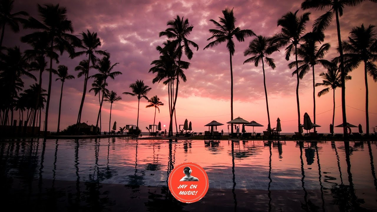 ?Coldplay - Clocks (new 2019 deep house remix with sunset video from Thailand)