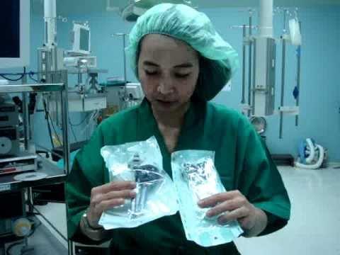 การผ่าตัดส่องกล้องในรพ.พระมงกุฎฯ