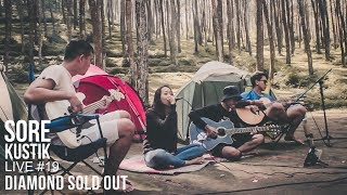 SOREKUSTIK LIVE #19 DIAMOND SOLD OUT - MEDLEY PUNCH THIS LIFE | TRACKS (ROAM ACOUSTIC COVER)