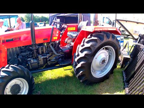 2017 Tafe 45D 2.5 Litre Diesel Tractor
