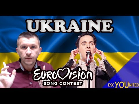 Ukraine in Eurovision: All songs from 2003-2018 (REACTION)