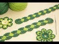 Поделки - Вязание крючком ленточного кружева Crochet Lace Braid Ribbon Tape Tutorial