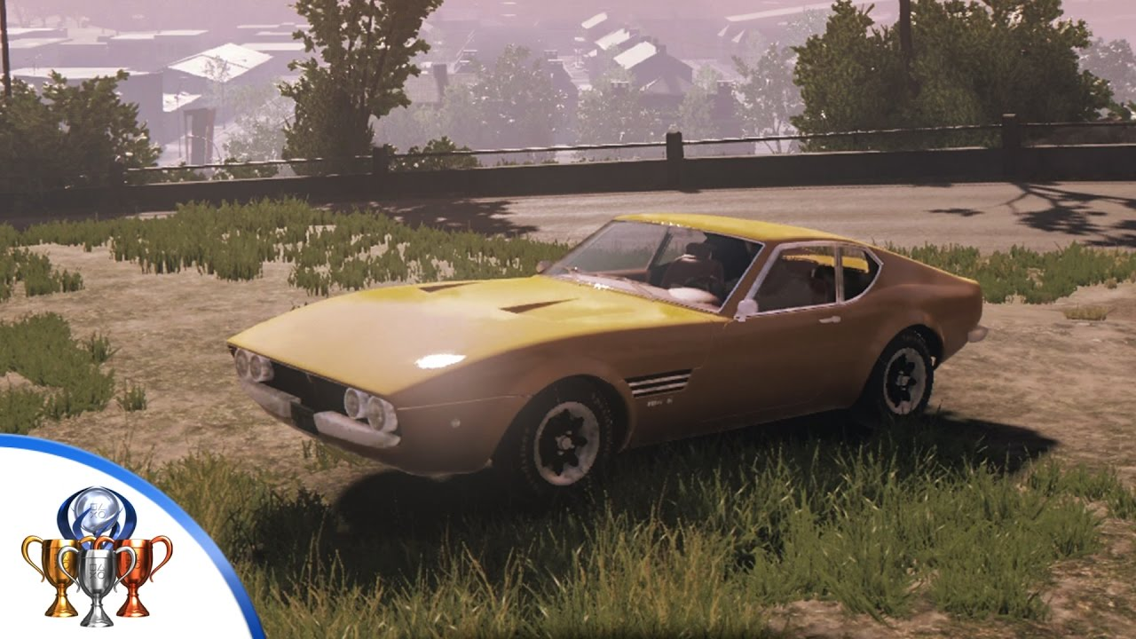 Mafia 3 De Leo Stiletto Location Custom 358 Trophy Fastest Car 120 Mph