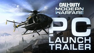 Official Call of Duty®: Modern Warfare® – PC Trailer With RTX On