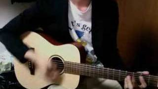 Me playing しんしんしん written by はっぴいえんど. I just foudn ea...
