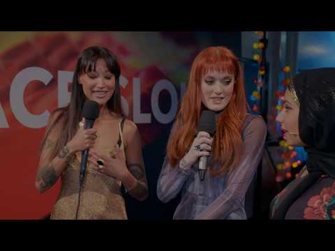 ICONA POP Interview by Fly With Haifa - The 2016 Nobel Peace Prize Concert