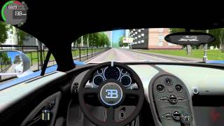 Repeat youtube video City Car Driving - Bugatti Veyron Super Sport + (Download link)