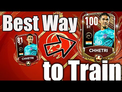 The Best Way To Train Players For Cheap In FIFA Mobile 20! How To Get A High OVR In FIFA Mobile!