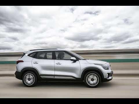 Kia Seltos 2020-цены, обзор, характеристики, комплектации.