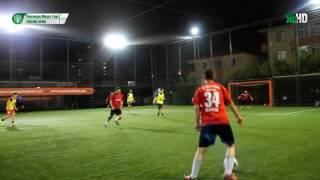 Ümraniye Muyar Yapı-Fırtına Spor(özet) /İSTANBUL/ iddaa Rakipbul Ligi 2016 Açılış Sezonu