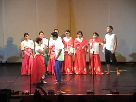 Spotlight: The 2009 UST Faculty Of Pharmacy Variety Show: DulaSAwit (Part 1)