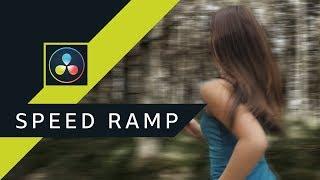 Speed Ramp, przyspieszenie, spowolnienie, odwrócenie filmu ▪ DaVinci Resolve #44 | Poradnik
