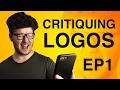 Critiquing Your Logo Designs! #1 🤓