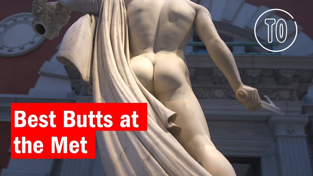 best butts at the met with howard halle - youtube