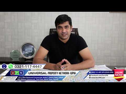 Why Map Analysis Is Essential Before Investment In Real Estate? Bahria Town Lahore Map Analysis