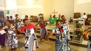 Sifuni evangelical choir from Lutheran Church Mji mpya morogoro.