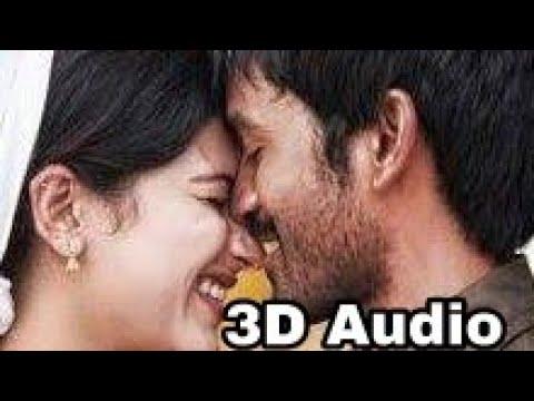 3D Audio |Nee Partha Vizhigal |HEADPHONE MUST