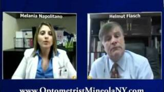 Mineola Optometrist on Night Vision Astigmatism Dr. Melania Napolitano Cataracts Doctor Westbury