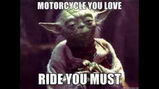 Ride you Must!!! Yoda!